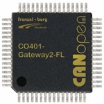 frenzel + berg CO401GW2 CANopen Gateway to serial interface
