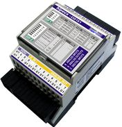 frenzel + berg electronic hipecs CIO151 CANopen module with digital and analog in- / outputs
