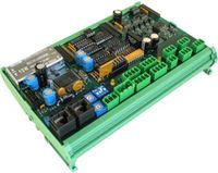 frenzel + berg CANopen VarIO IO Modul with analog, digital and relay IO